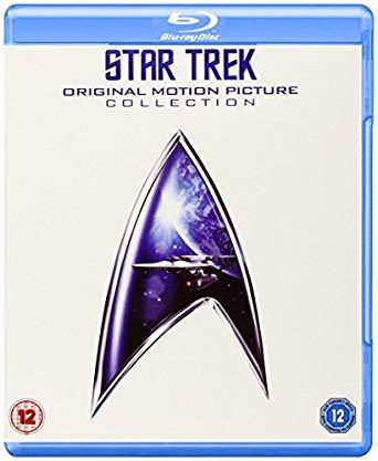 Blu Ray Star trek Original series Movie collection 1 - 6 - £11.99 @ Amazon Prime (+£2.99 non-Prime)