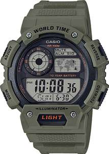 Casio Collection Men's Watch AE-1400WH £26.80 delivered at Amazon