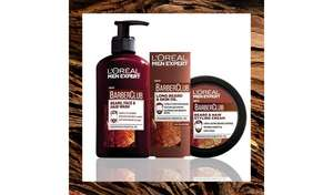 L'Oreal Men's Barber Club Set - £9.99 at Argos (Free Collection)