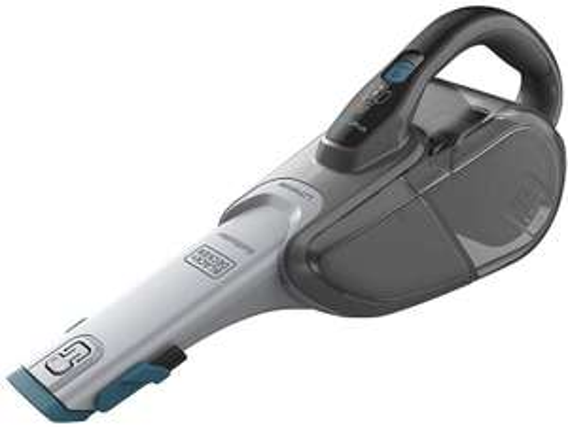 BLACK+DECKER DVJ325BF-GB 27Wh Dustbuster Hand Vacuum with Smart Tech sensors, 35 W, Grey £49.50 @ Amazon
