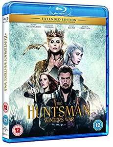The Huntsman:winter's war blu ray £2.38 @Amazon (+£2.99 p&p non prime)