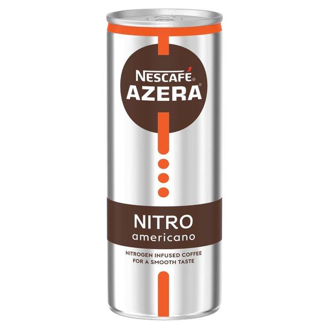 Nescafe Azera Nitro Americano 192ml Can 2 for £1 @ Heron Foods (Kirby)