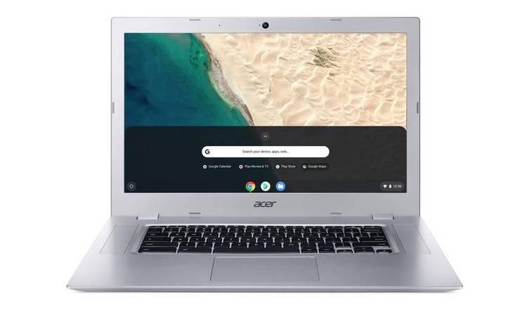 Acer 315 15 Inch A4 4GB 64GB Chromebook - Silver £199.99 @ Argos