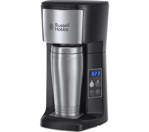 RUSSELL HOBBS Brew & Go 22630 Filter Coffee Machine - Stainless Steel £27.79 @ Currys PC World