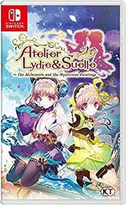Atelier Lydie & Suelle: The Alchemists and the Mysterious Paintings - Nintendo Switch - Base.com £15.85