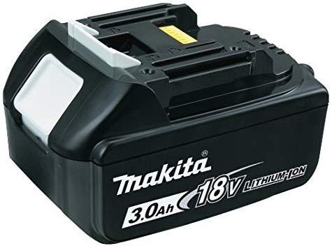 Makita BL1830 18V 3Ah LXT Li-ion Battery now £18.99 (Prime) + £4.49 (non Prime) at Amazon