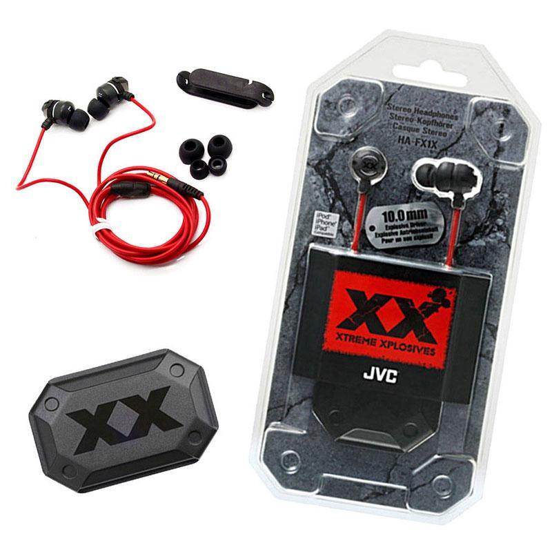 JVC Xtreme Xplosives In-Ear Canal Headphones (HA-FX1X) £9.95 @ MyMemory