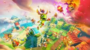 Yooka-Laylee and the Impossible Lair (with VPN) £6.47 @ Epic Games