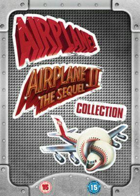 Airplane/Airplane 2 (DVD Boxset) USED £2.42 @ Music Magpie