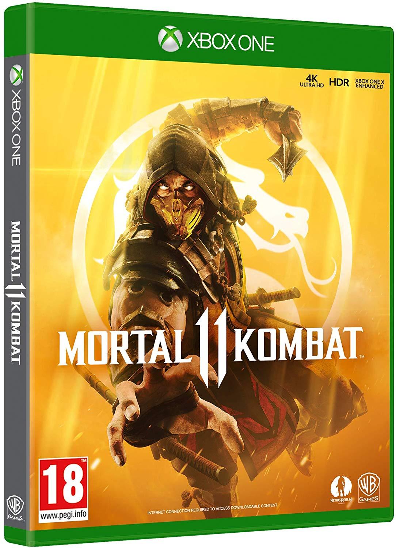 Mortal Kombat 11 (Xbox One) + 6 Months Spotify Premium - £19.97 @ Currys PC World