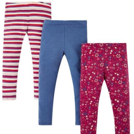 Mini club 3 pack leggings/trousers £6 @ Boots