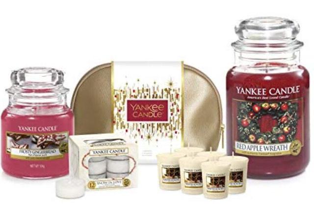 Yankee Candle Christmas Gift Set £23.70 @ Amazon