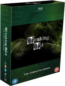 Breaking Bad: The Complete Series Box Set (Blu-ray) [Pre-owned] - £12 In-Store / £13.50 Delivered @ CeX