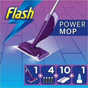 Flash Powermop Starter Kit £15 @ wilko