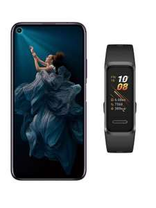 Honor 20 Pro 256GB + Huawei Band 4 £389.98 With Code (Credit Accounts Only) @ Very