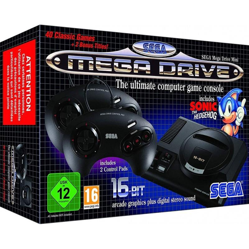 Sega Mega Drive Mini £50.30 @ The Game Collection