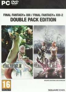 Final Fantasy XIII Double Pack (XIII + XIII-2) - £5.86 incl. PayPal fees at Instant Gaming (PC / Steam key)