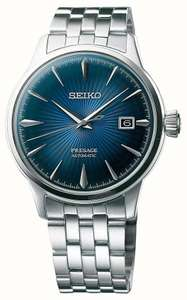 Seiko Presage SRPB41J1 'Cocktail Time' £251.10 delivered (with code) @ FirstClassWatches