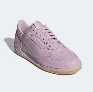 Womens Adidas Continental 80 Trainers now £29.98 with code sizes 3.5 up to 8 - Free Click & Collect or £3.99 p&p 4 colours @ Adidas