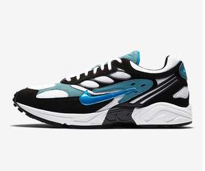 Nike Air Ghost Racer Trainers - Sizes 7 up to 11 (Free Click & Collect or £3.95 delivery) £42 @ Hanon