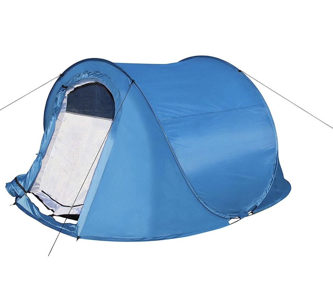 Kounga 3 person pop up tent - £53.99 @ Amazon