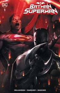 Batman Superman #1 (Mattina Variant) Limited Edition (Only 3000 produced) £2.75 @ Forbidden Planet