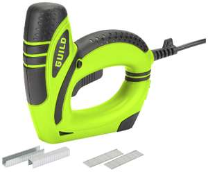 Guild Electric Nail and Staple Gun - £15 (Free Collection) @ Argos
