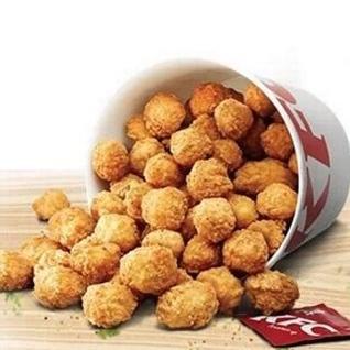 80 piece Popcorn Chicken Bucket £5.99 @ KFC