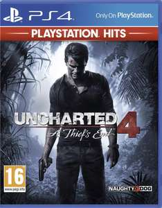 Uncharted 4 (PS4) - £9.99 @ PlayStation store