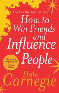How to Win Friends and Influence People Kindle Edition 99p @ Amazon (Deal Of The Day)