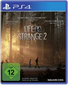 Life is Strange 2 PS4 - £17.31 delivered @ Amazon Germany