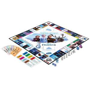 Frozen Monopoly Board Game £12 Click & Collect - £16.99 Delivered @ Robert Dyas