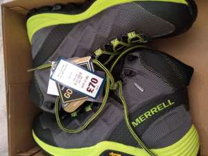 Merrell thermo rogue instore at Boyes for £70