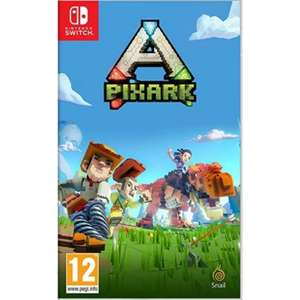 Pixark Nintendo Switch / Xbox One / PS4 - £12.30 delivered with code at Game Collection