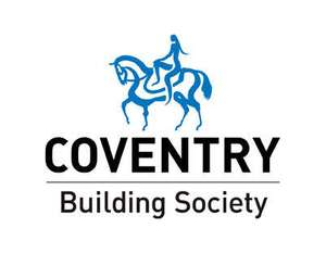 Fixed mortgage initial rate 1.15%, 2 years and £999 product fee at Coventry Building Society