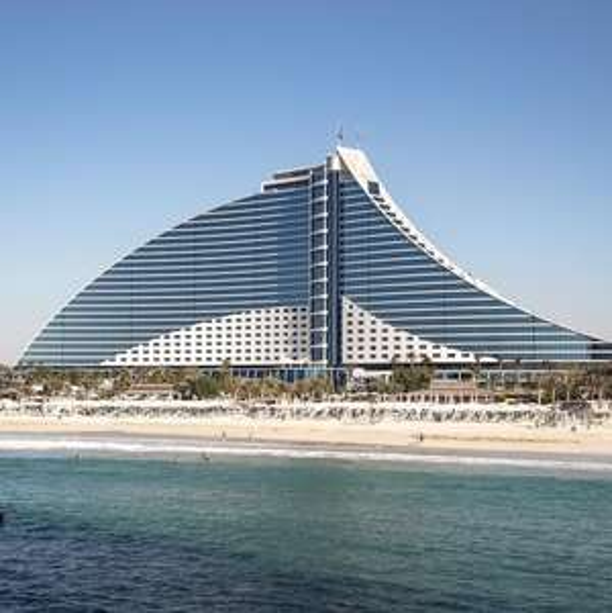 Jumeirah Beach Hotel Dubai £240 per night HB ( £120pppn ) June 2020 at Destinology