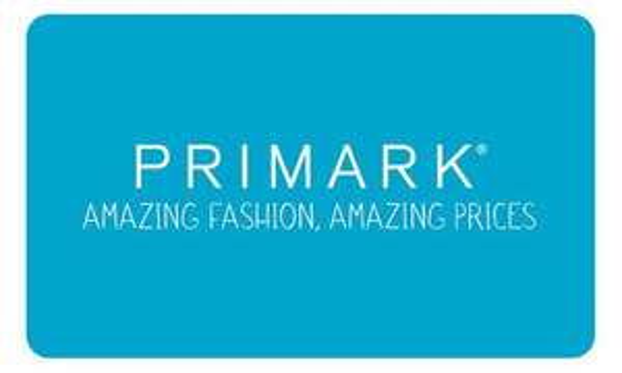 £10 Primark eGift Card (50% Off) £5 at Groupon