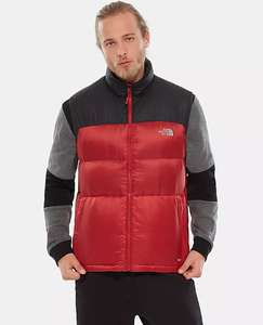 MEN'S Nevero Down Gilet £100 at The North Face Shop