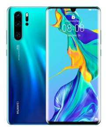 Huawei P30 Pro 128GB 6GB RAM Dual SIM (Unlocked for all UK networks) - Aurora £456 @ Wowcamera