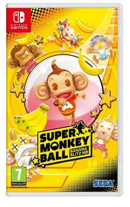 Super Monkey Ball Banana Blitz HD + Stickers on Nintendo Switch for £21.85 Delivered @ Simply Games