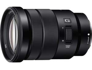 Sony SEL-P18105G G power zoom lens (18-105 mm, F4, OSS, APS-C, E-Mount) black €406.92 / £351.30 @ Amazon.DE