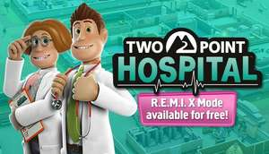 Two Point Hospital - Steam PC Digital £5.93 at Gamivo