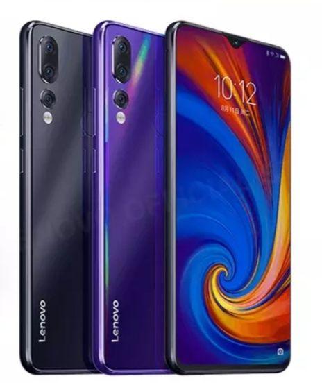 Global Version Lenovo Z5s Snapdragon 710 Octa Core 4GB 64GB SMARTPHONE £92.84 (£89.68 Using New User Code) @ Lenovo Aliexpress Store