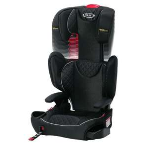 Graco Affix Highback Booster Car Seat with ISOCatch - Group 2/3 (4 to 12 years / 15-36 kg) - £39.99 @ Amazon