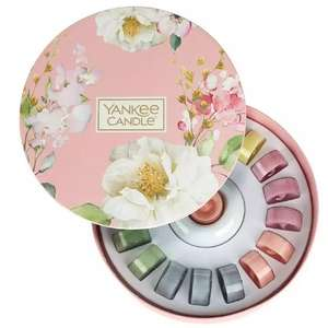 Yankee Candle - Tealight Delight Scented Candles and Candle Holder Gift Set £14.40 delivered with codes @ Debenhams. More in the thread.