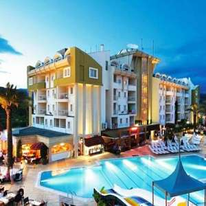14 nights, 4* All Inc Grand Cettia Hotel Marmaris, Turkey £381.38pp (£762.26) from Manchester incl Luggage & transfers, no visa costs @ Tui