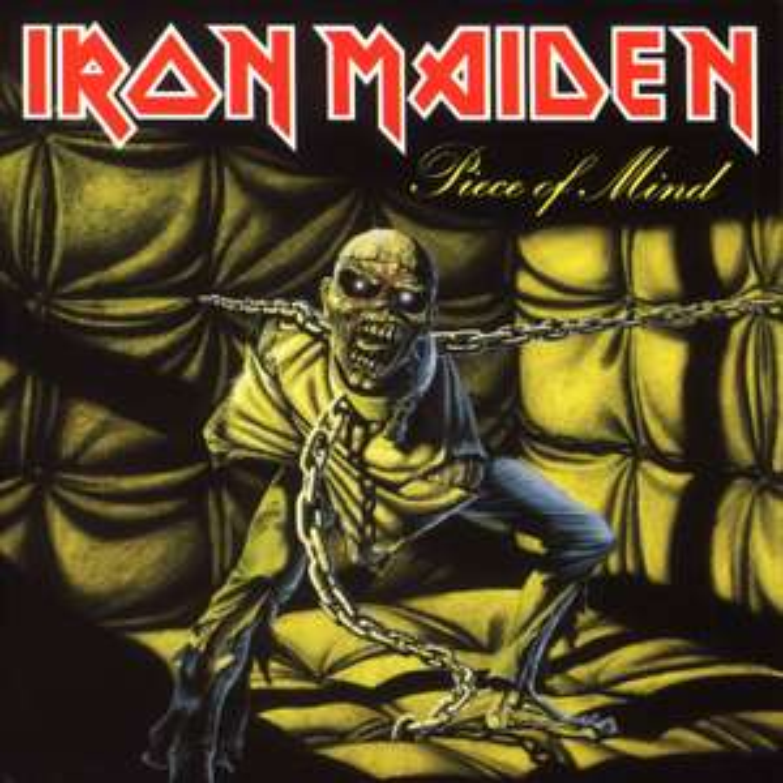 Iron Maiden Piece Of Mind [Vinyl LP] [VINYL] - £13.99 Prime / +£2.99 non Prime @ Amazon