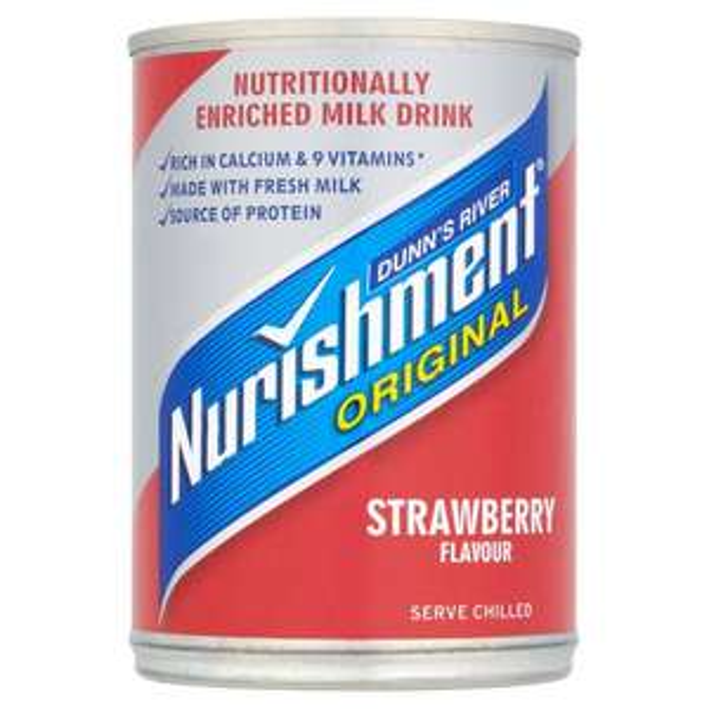 Nurishment Strawberry/Vanilla £0.39 at Heron Foods Birmingham Perry Barr