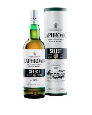Laphroaig Select Islay Single Malt Scotch Whisky @ Tesco Express Bridgewater Place Leeds - still a few on the shelf