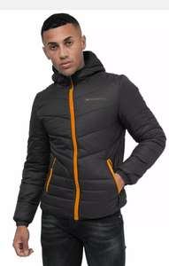 Cross hatch puffer jacket, S/M/L,XL/XXL, £20.00 in store at Boyes Stores